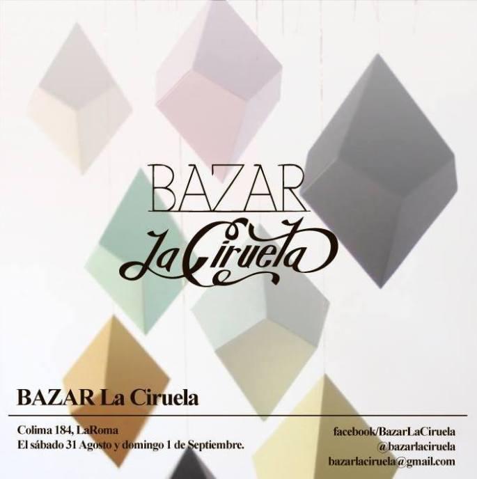 BazarLaCiruela