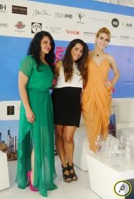 Abril Cervera, Karla Sarti & Isabel Jaime